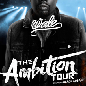 "Wale Adds U.K. Dates To ""The Ambition Tour"""