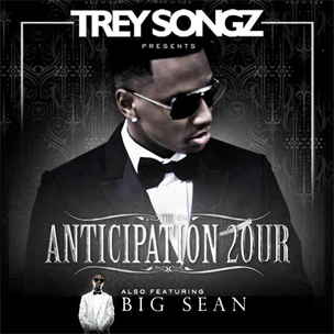 "Trey Songz & Big Sean Announce ""The Anticipation Tour"""