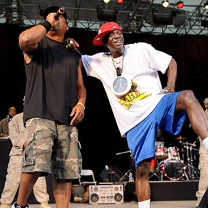 Chuck D To Speak At University, Flavor Flav Hugs Coach Tom Coughlin After Super Bowl Win