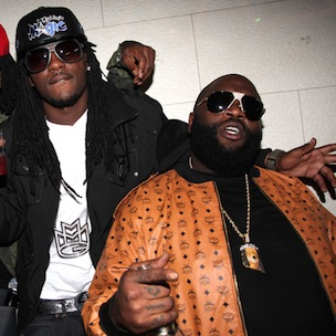 """Rick Ross Speaks On Pill's Departure From MMG, Wishes Rapper """"Success"""""""