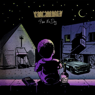 "Big K.R.I.T. ""4Eva N A Day"" Mixtape Tracklist & Artwork"