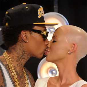 Wiz Khalifa & Amber Rose Engaged To Be Married