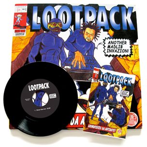"""Stones Throw Records To Reissue Lootpack's """"Soundpieces: Da Antidote"""""""