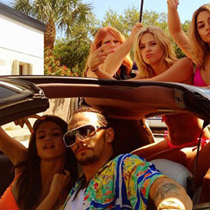 "Riff Raff Says He Inspired James Franco's Character In ""Spring Breakers"" Film"