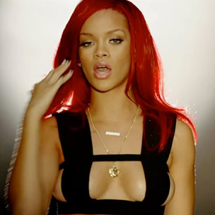 "Rihanna Joins Calvin Harris To Perform ""We Found Love"" At Coachella 2012"