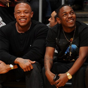"""Kendrick Lamar & Dr. Dre Discuss """"The Recipe,"""" Reveal Scrapped Song Title"""
