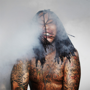 Waka Flocka Flame Covers SPIN Magazine's Loud Issue