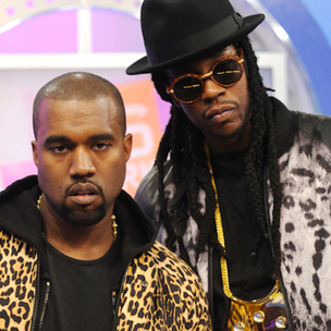 Kanye West Hints That 2 Chainz Signed With G.O.O.D. Music