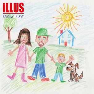 """Illus' """"Family First"""" LP Co-Produced By Public Enemy Affiliate DJ Johnny Juice"""