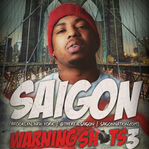 "Saigon To Embark On ""Warning Shots 3"" European Tour"