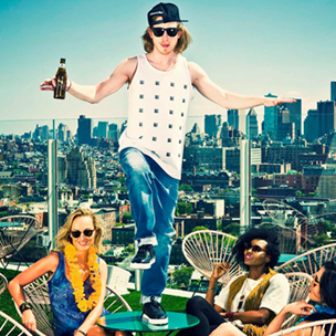Asher Roth To Curate Clothing Sale For Jackthreads