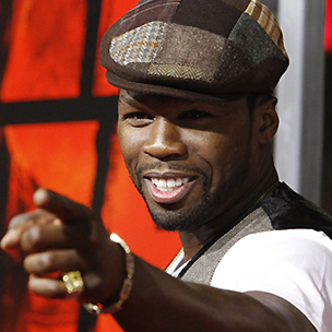"50 Cent Appears On Oprah Winfrey's ""Oprah's Next Chapter"""