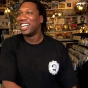 KRS-One Explains Early Hare Krishna Affiliation And Changing His Name