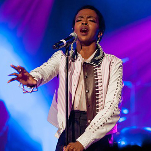 Lauryn Hill Weighs In On Nicki Minaj Dropping Out Of Hot 97's Summer Jam