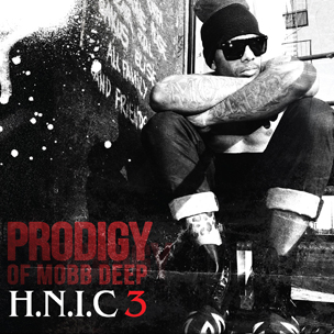 "Prodigy ""H.N.I.C. 3"" Tracklist, Standard & Deluxe Edition Cover Art"
