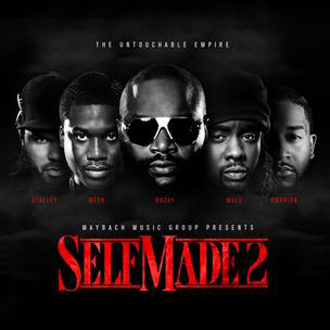 "Maybach Music Group ""Self Made Vol. 2"" First Week Sales Projection"
