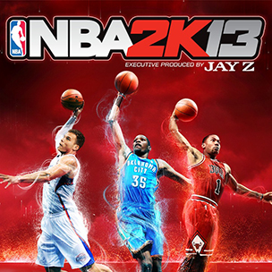 """Jay-Z To Serve As Executive Producer For """"NBA 2K13"""""""