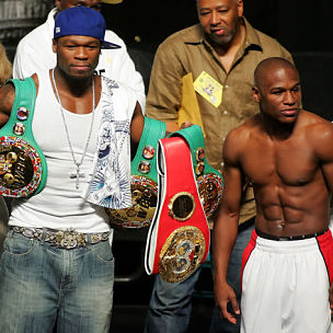 50 Cent Founds Boxing Promotion Company, Is Expected To Sign Two Fighters