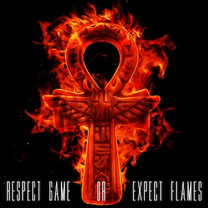 "Casual & J. Rawls ""Respect Game Or Expect Flames"" Tracklist & Cover Art"