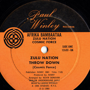"James ""Ice-Ice"" Parker Of Cosmic Force/Zulu Nation Passes Away"