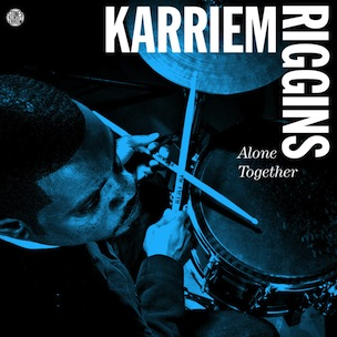 "Karriem Riggins To Release ""Alone Together"" Solo Debut On Stones Throw"