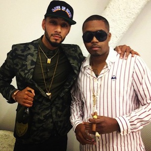 "Swizz Beatz Confirms New Video With Nas For ""Summer On Smash,"" New Single With Pusha T"