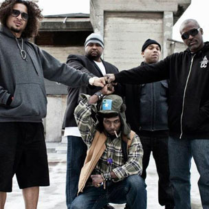 """Freestyle Fellowship And Breakestra Join Murs' """"Through The Mic"""" Series"""