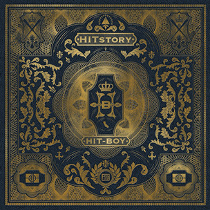 "Hit-Boy ""HITstory"" Album Stream & Download"
