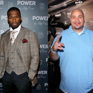 50 Cent Says He's Open To Collaborating With Fat Joe