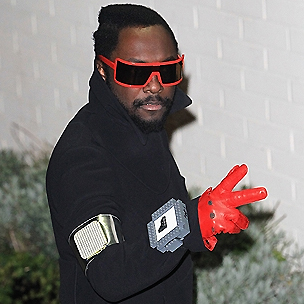 will.i.am Developing Science & Technology Talent Show