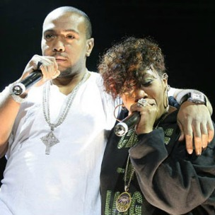 """Missy Elliott Debuts """"Triple Threat"""" & """"9th Inning"""" With Timbaland, Offers Prayers For Chris Lighty"""