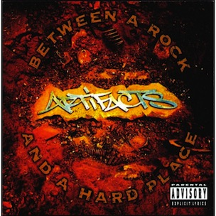 """The Artifacts' """"Between A Rock And A Hard Place"""" Reissued With Bonus Songs"""