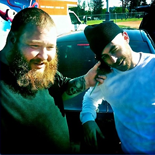 """Action Bronson Says He And The Alchemist Recorded Over Forty Songs For """"Rare Chandeliers"""""""