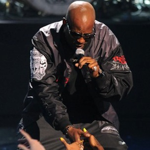 "DMX Performs Rendition Of ""Rudolph The Red-Nosed Reindeer"""