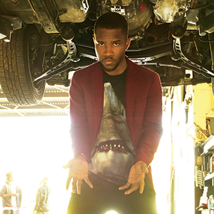 Frank Ocean Busted For Marijuana Possession & Speeding, Driver's License Confiscated