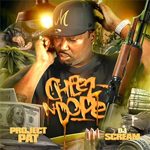 """Project Pat """"Cheez N Dope"""" Mixtape Download & Stream"""