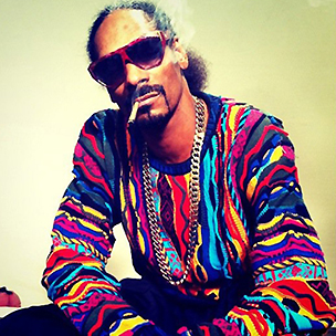 """Snoop Lion Discusses His Relationship With Bunny Wailer, Calls Him """"My Big Brother"""""""