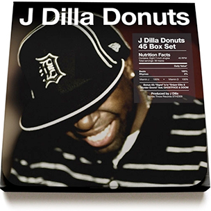 "J Dilla ""Donuts"" Box Set Album Stream"