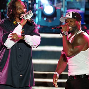 Snoop Dogg Almost Signed Joint Deal With G-Unit Records