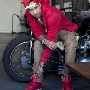 Tyga Discusses Respecting Older Emcees While Courting Younger Fans