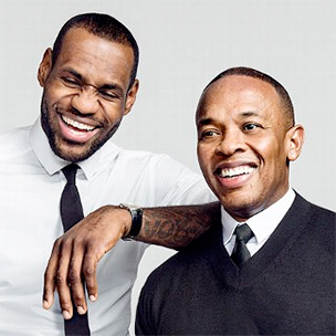 """Dr. Dre & LeBron James Cover ESPN The Magazine's """"The Music Issue,"""" Share Workout Playlists"""