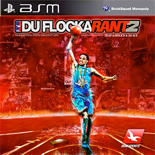 "Waka Flocka Flame ""DuFlocka Rant 2"" Mixtape Download & Stream"