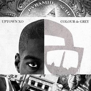 Uptown XO - Colour de Grey