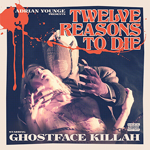 "Ghostface Killah & Adrian Younge Announce ""Twelve Reasons To Die"" Tour"