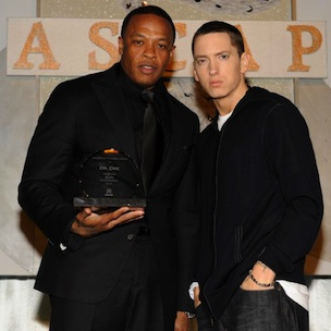 Dr. Dre Says He's Inspired To Record Again, Confirms Eminem Album Wrapping