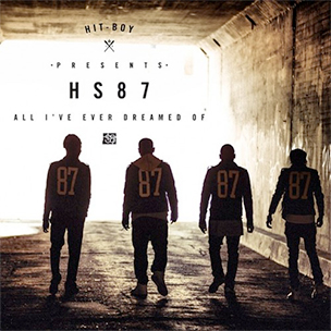 """Hit-Boy Presents HS87 """"All I've Ever Dreamed Of"""" Album Stream"""