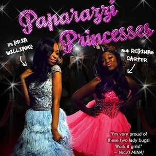 "Lil Wayne's Daughter Teams Up With Birdman's Daughter For ""Paparazzi Princesses"" Book"
