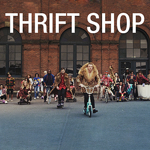 "Macklemore & Ryan Lewis' ""Thrift Shop"" Breaks Billboard Rap/R&B Chart Record"