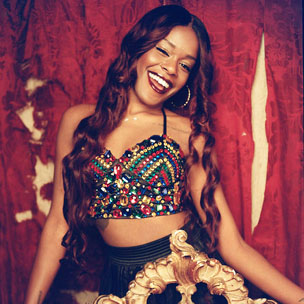 "Azealia Banks Ends ""Twitter Terror"" With The Deletion Of All Her Tweets"