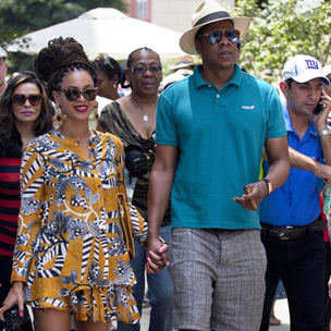Jay-Z & Beyonce Head To Havana, Cuba For Their 5th Anniversary